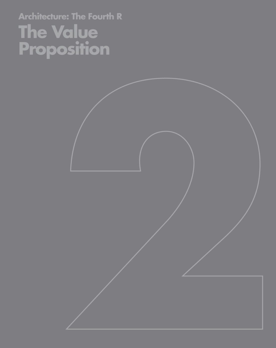 02 The Value Proposition