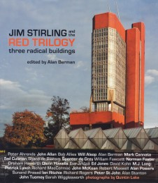 Publications Books Jim Stirling and the Red Trilogy - Three Radical Buildings Penoyre and Prasad