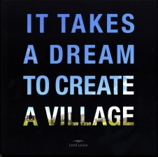 Publications Books It Takes A Village To Create A Dream Penoyre and Prasad