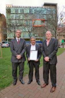 News WAN award to support Moorfields research
