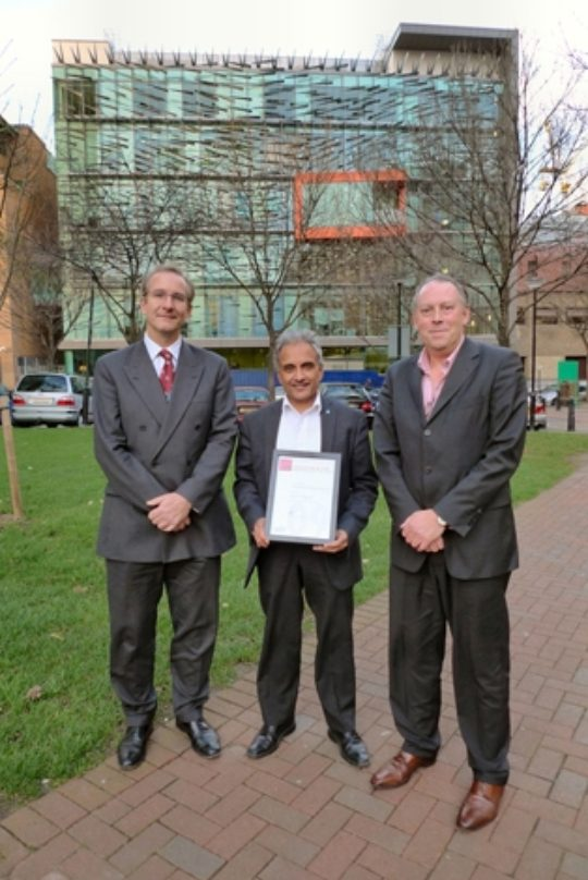 WAN award to support Moorfields research