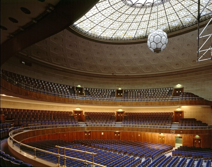 How To Design Spaces For People With >> Sheffield City Hall | Penoyre & Prasad Architects, London