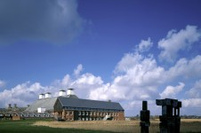 Projects Cultural Snape Maltings Exterior Landscape Penoyre and Prasad