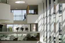 Projects Health Carlisle Health and Wellbeing Centre Atrium Penoyre and Prasad