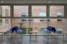 Projects Health Gracefield Gardens Waiting Area Penoyre and Prasad