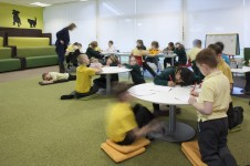 Projects Schools Secondary Space for Personalised Learning Classroom Penoyre and Prasad