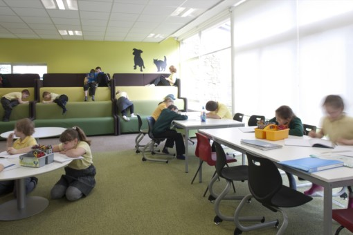 Space for Personalised Learning: Can interior design adapt to varied learning styles?