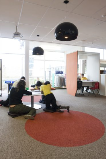 Space for Personalised Learning: Can interior design adapt to varied learning styles? 1