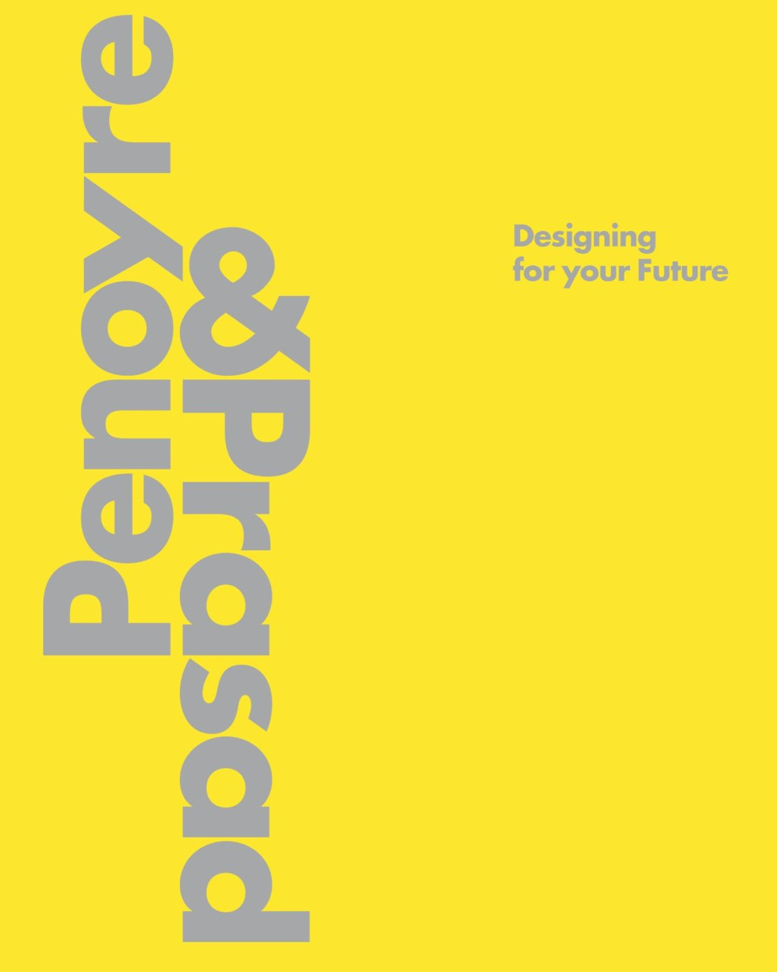 Designing for your Future