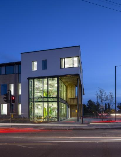 Whitton Health & Social Care Centre   Penoyre & Prasad ...