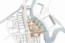 Projects Masterplanning Poplar Riverside Masterplan Site plan Penoyre and Prasad