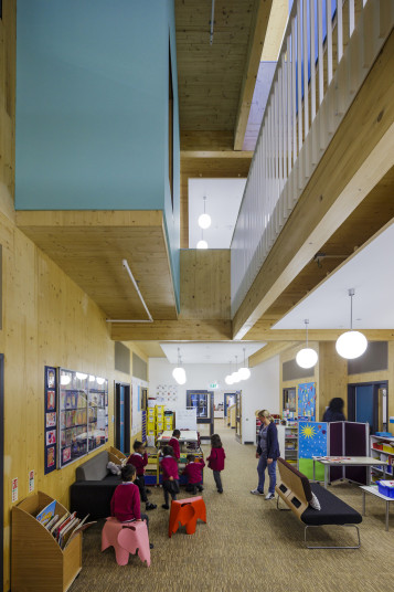 Projects Schools Ark Brunel Primary Academy ground floor Active Learning Penoyre and Prasad