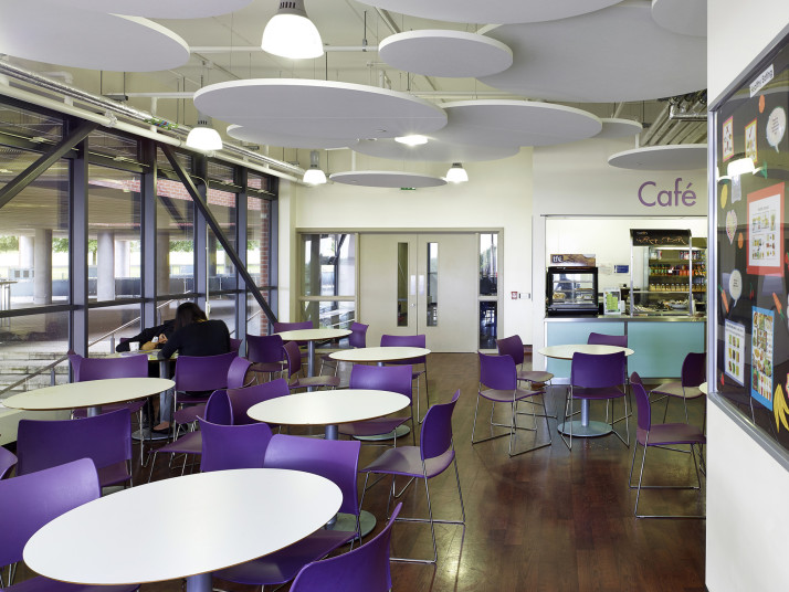 Projects Schools Moseley Cafe Penoyre and Prasad