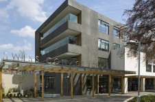 Projects Schools SEN Swiss Cottage Specialist SEN School Front Entrance Penoyre and Prasad