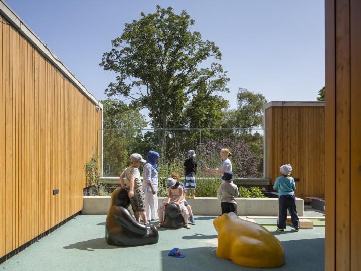Swiss cottage specialist sen school penoyre prasad for Terrace school