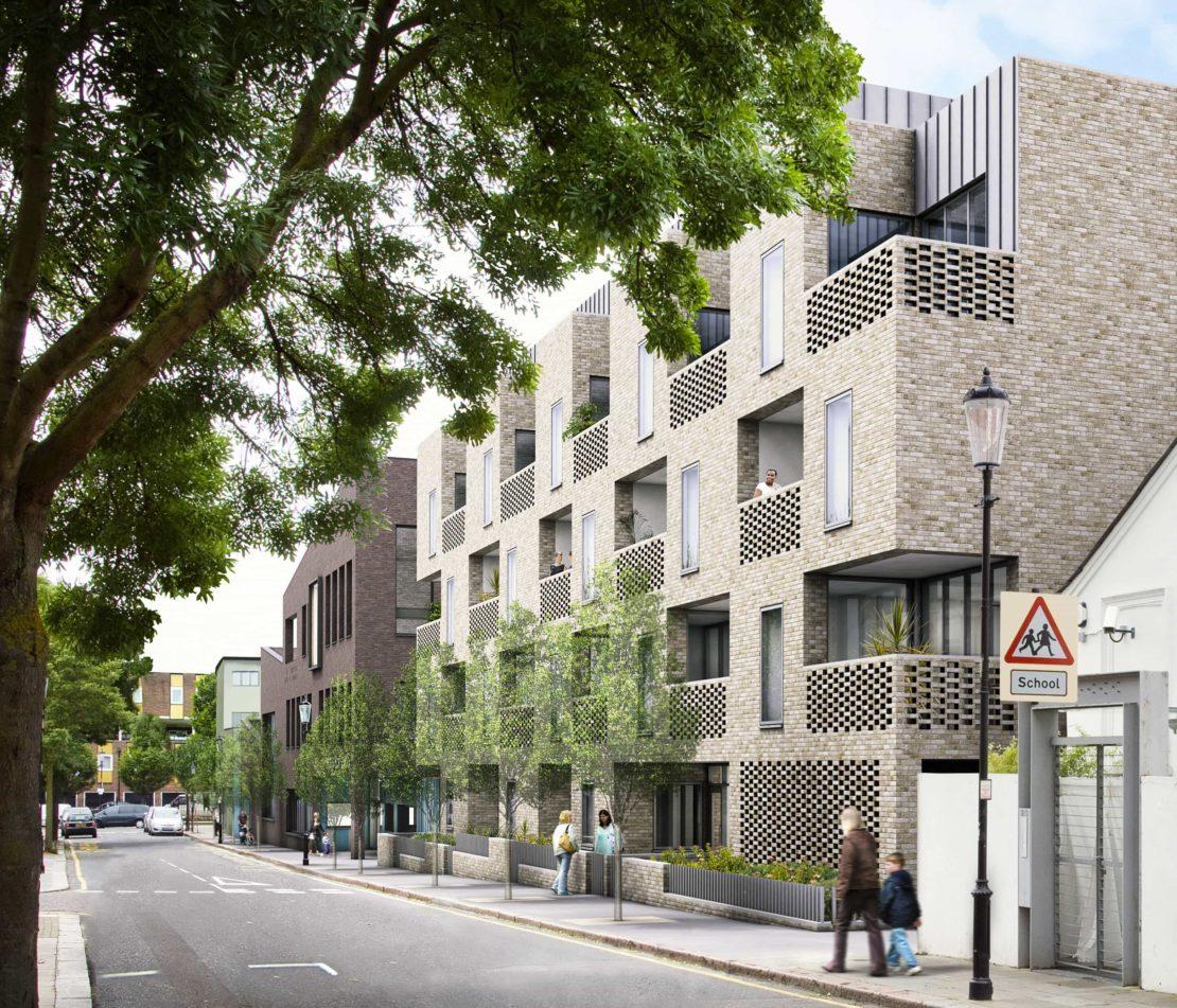 Penoyre U0026 Prasad Shortlisted For Housing Design Award