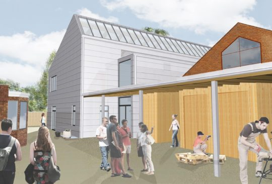 New Studios for Wimbledon College of Art