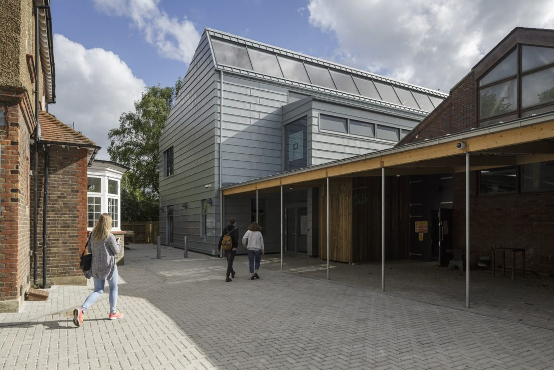 New Studios - Wimbledon College of Arts 9