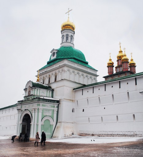 News Redevelopment of Sergiyev Posad