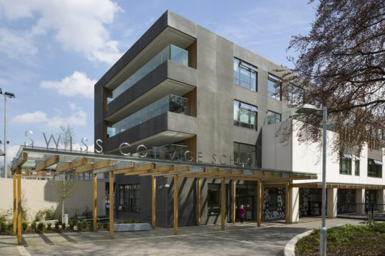 Swiss Cottage SEN School Highly Commended