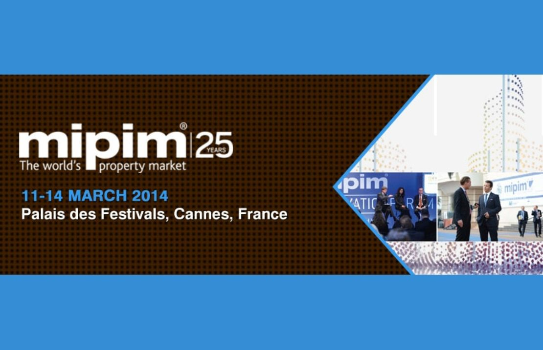 Greg Penoyre at MIPIM