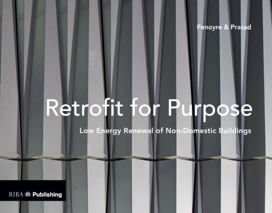 Penoyre & Prasad's 'Retrofit for Purpose' book is launched