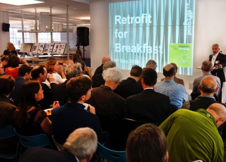 Retrofit for Breakfast Green Sky Thinking event 2014