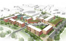 News_Oak Park-Aerial Site