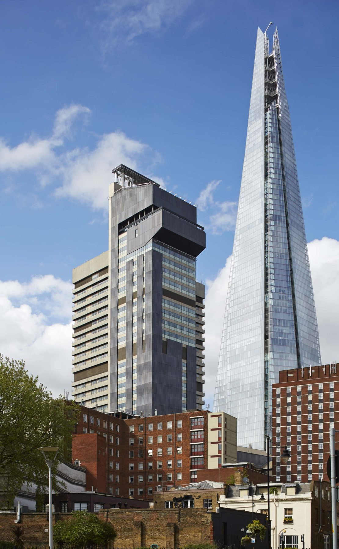 Guy's Tower featured in NLA's 'Smarter London' Exhibition