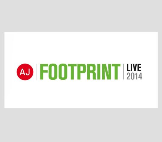 Greg Penoyre joins panel discussion at AJ Footprint Live