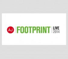 AJ Footprint Live 2014