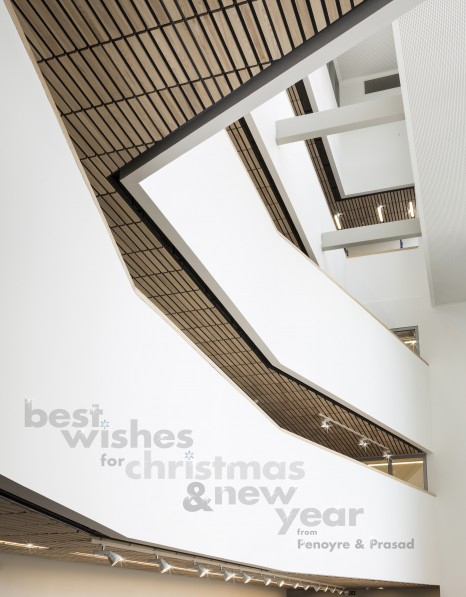 Penoyre & Prasad Christmas & New Year wishes