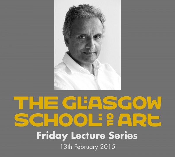 Glasgow School of Art Friday Lecture Series