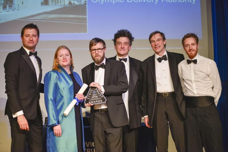 Civic Trust Award win