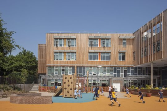RIBA National Award Win