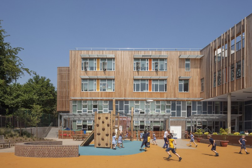 RIBA National Winner_Ashmount School-Bowlers Nursery