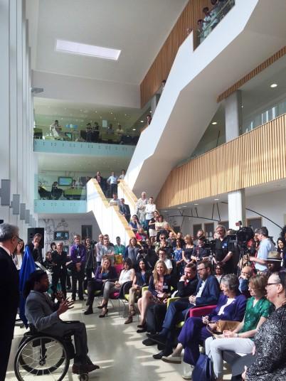 Sir Ludwig Guttmann Health-Wellbeing Centre Open Day