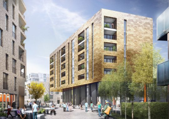 Penoyre & Prasad to design new council led mixed-use scheme in London