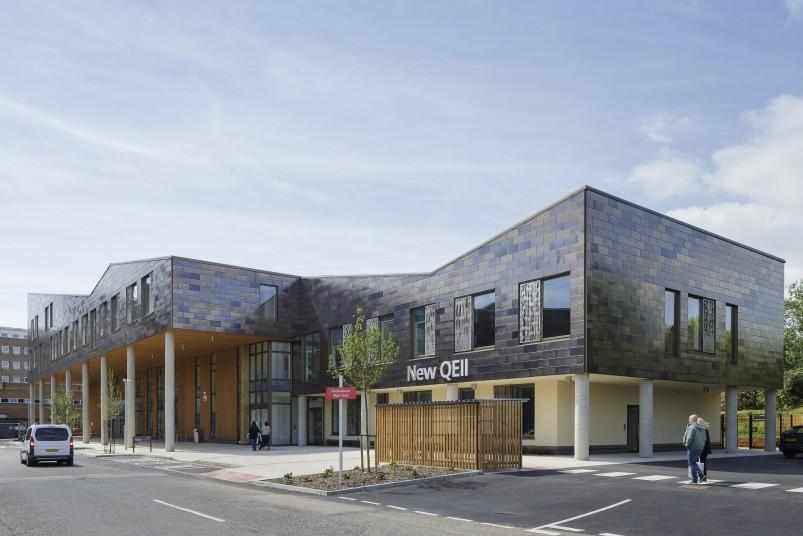 New QEII Hospital opens_PenoyrePrasad