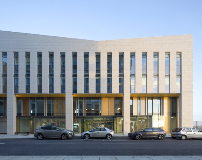 News Sir Ludwig Guttmann Health & Wellbeing Centre - WAN Healthcare Award shortlist