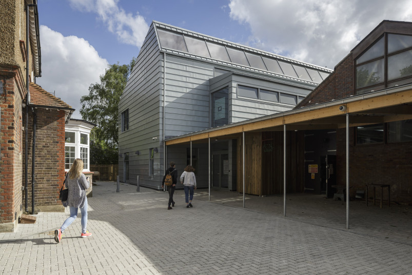 News Wimbledon College of Arts LEAF Award shortlist