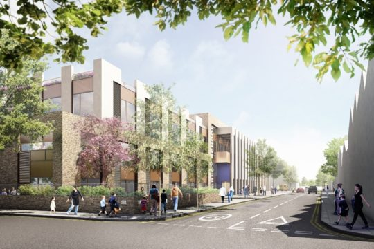 Barlby Treverton Regeneration