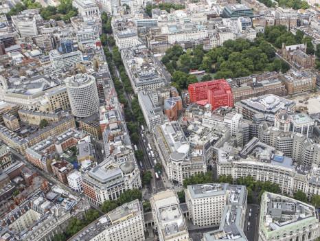 LSE shortlist aerial site