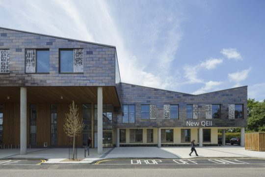 RIBA National Award for New QEII Hospital