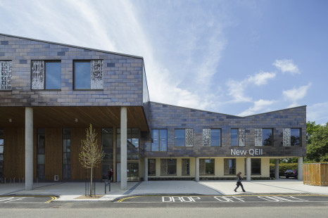 RIBA National Award New QEII Hospital