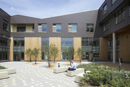 European Healthcare Design Awards for New QEII Hospital