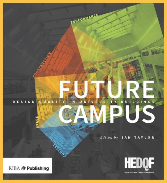 HEDQF's Annual Conference and 'Future Campus' Book Launch