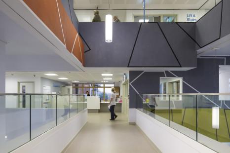 New QEII Hospital RIBA East