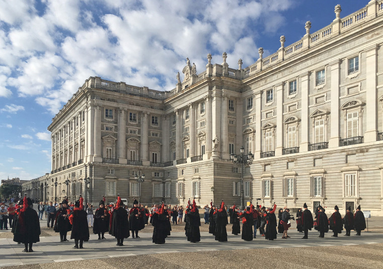 News Penoyre & Prasad Study Tour to Madrid 03