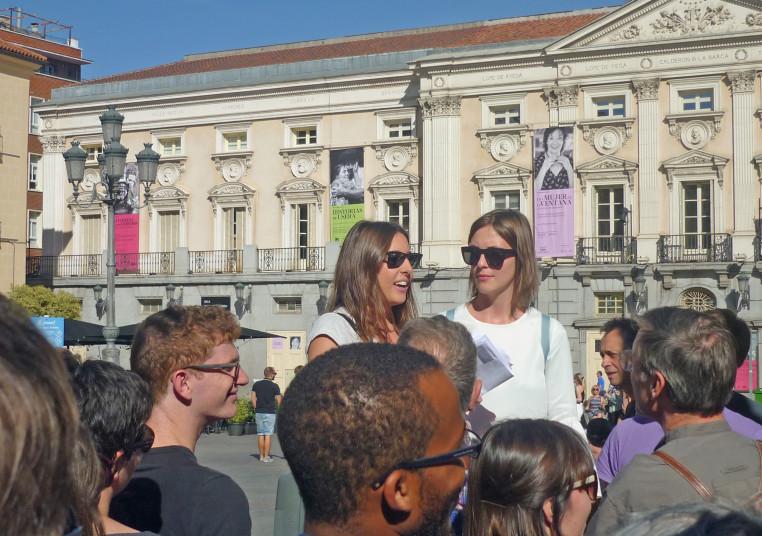 News Penoyre & Prasad Study Tour to Madrid 08